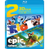 Rio Epic Double Features (Blu-ray)