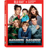 Alexander and the Terrible Horrible No Good Very Bad Day (French) (Blu-ray) (2014)