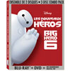 Big Hero 6 (French) (Blu-ray Combo) (2014)