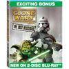 Star Wars: The Clone Wars: The Lost Missions (English) (Blu-ray)