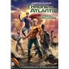 La ligue des justiciers : Le trône d'Atlantis