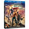 La ligue des justiciers : Le trône d'Atlantis (Blu-ray) (2014)