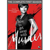 How to get Away with Murder: The Complete First Season (English)