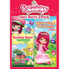 Strawberry Shortcake Very Berry 2-Pack: Bloomin' Berry Garden/ The Berryfest Princess Movie