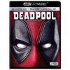 Deadpool (4K Ultra HD) (Blu-ray Combo) (2016)