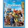 Zootopia (English) (Blu-ray Combo) (2016)