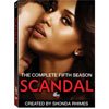 Scandal: The Complete Fifth Season (English)