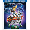 Ratchet & Clank (Blu-ray Combo) (2016)