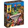 LEGO DC Super Heroes: Justice League: Gotham City Breakout (With Figurine) (Bilingual) (Blu-ray)
