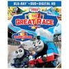Thomas & Friends Great Race (combo Blu-ray)