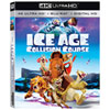 Ice Age: Collision Course (4K Ultra HD) (Blu-ray Combo) (2016)
