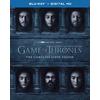 Game of Thrones: l'intégrale de la sixième saison (Blu-ray)