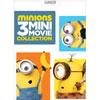 Minions: 3 Mini Movie Collection