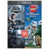 Jurassic World Lego 2-Pack