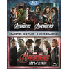 Marvel's Avengers Collection de 2 films (bilingue) (combo Blu-ray)