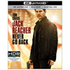Jack Reacher: Never Go Back (4K Ultra HD) (Blu-ray Combo)