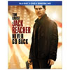 Jack Reacher: Never Go Back (Blu-ray Combo)
