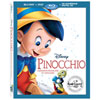 Pinocchio Walt Disney The Signature Collection (français) (combo Blu-ray)