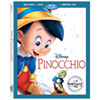 Pinocchio Walt Disney The Signature Collection (English) (Blu-ray Combo)
