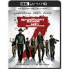 Magnificent Seven (4K Ultra HD) (Blu-ray Combo) (2016)