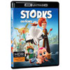 Storks (Ultra HD 4K) (combo Blu-ray) (2016)