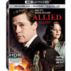 Allied (bilingue) (4K Ultra HD) (combo Blu-ray) (2016)