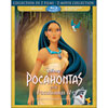Pocahontas (French) (2-Movie Collection) (Blu-ray Combo)