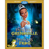 The Princess and the Frog (French) (Blu-ray Combo)