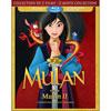Mulan (français) (Collection de 2 films) (combo Blu-ray)