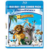 Madagascar (bilingue) (avec Movie Money) (combo Blu-ray) (2005)