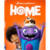Home (Bilingual) (Icon) (With Movie Money) (Blu-ray Combo)