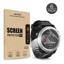 brotect 2-Pack Screen Protector compatible with Garmin fenix 3//3 HR HD-Clear Protection Film