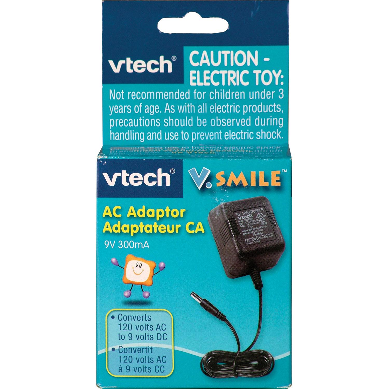 Vtech V.Smile AC Adaptor - English : Kids Tablets & Accessories ...