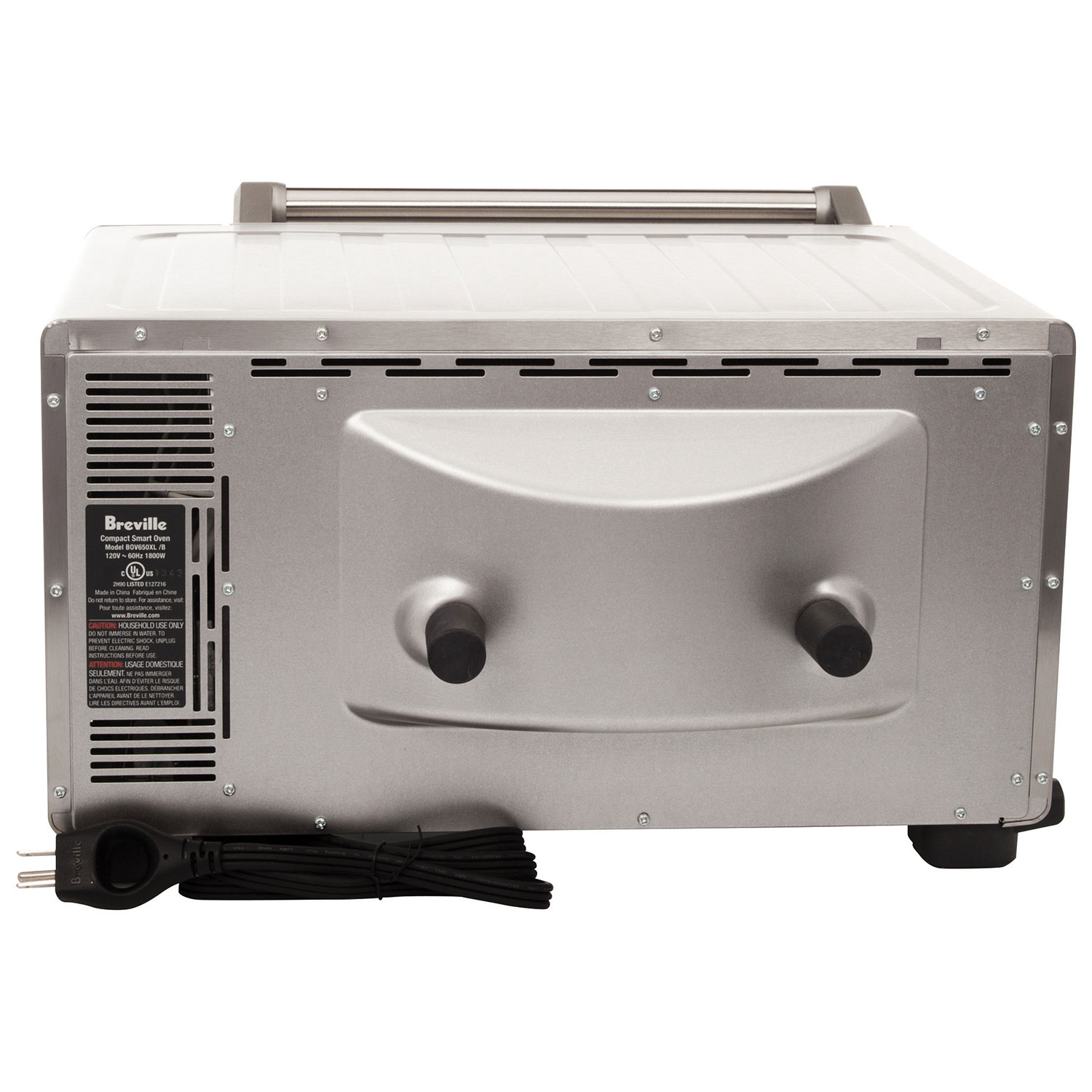 breville toaster oven 06 cu ft stainless steel toaster ovens best buy canada - Breville Oven