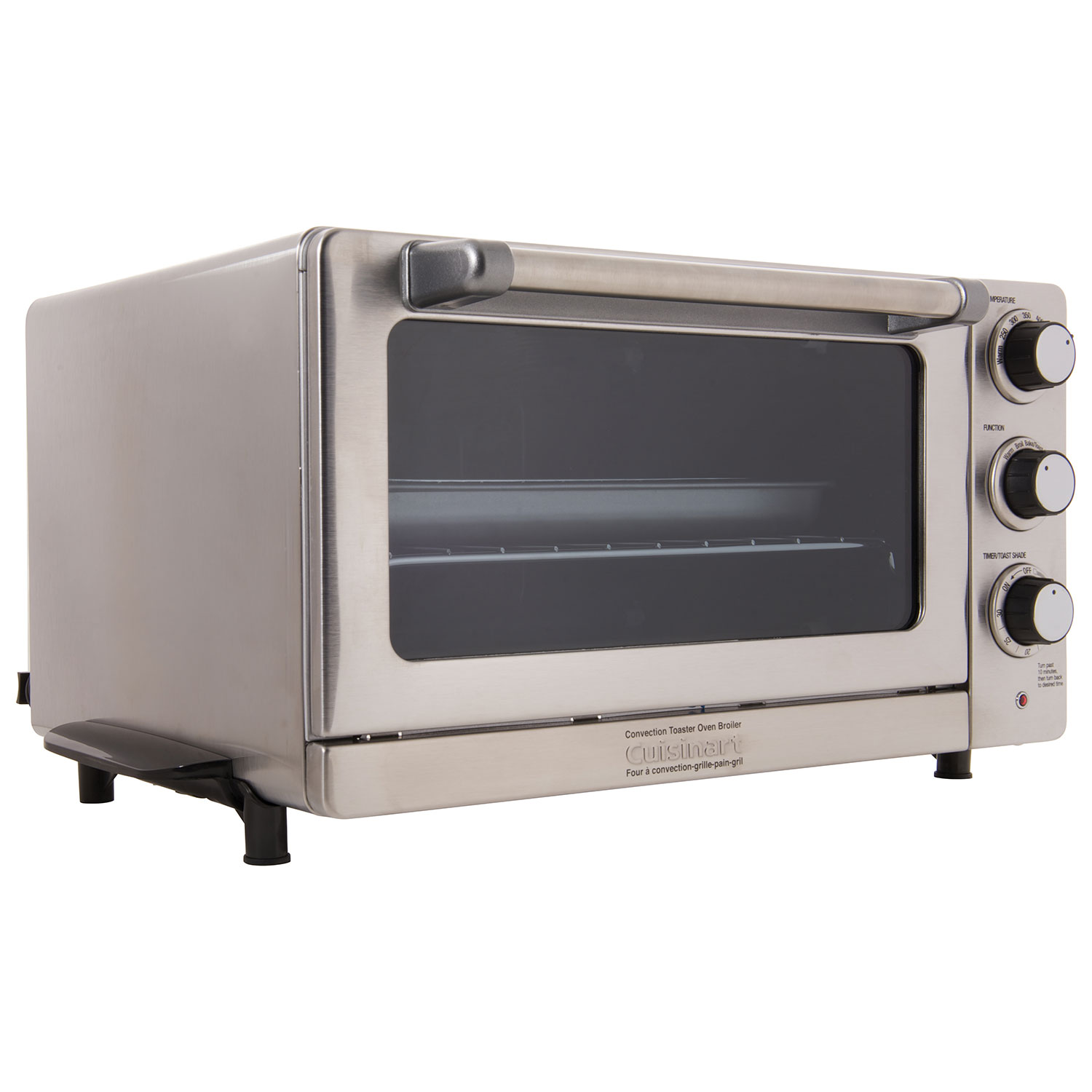 Cuisinart Convection Toaster Oven Broiler - 0.6 Cu. Ft ...