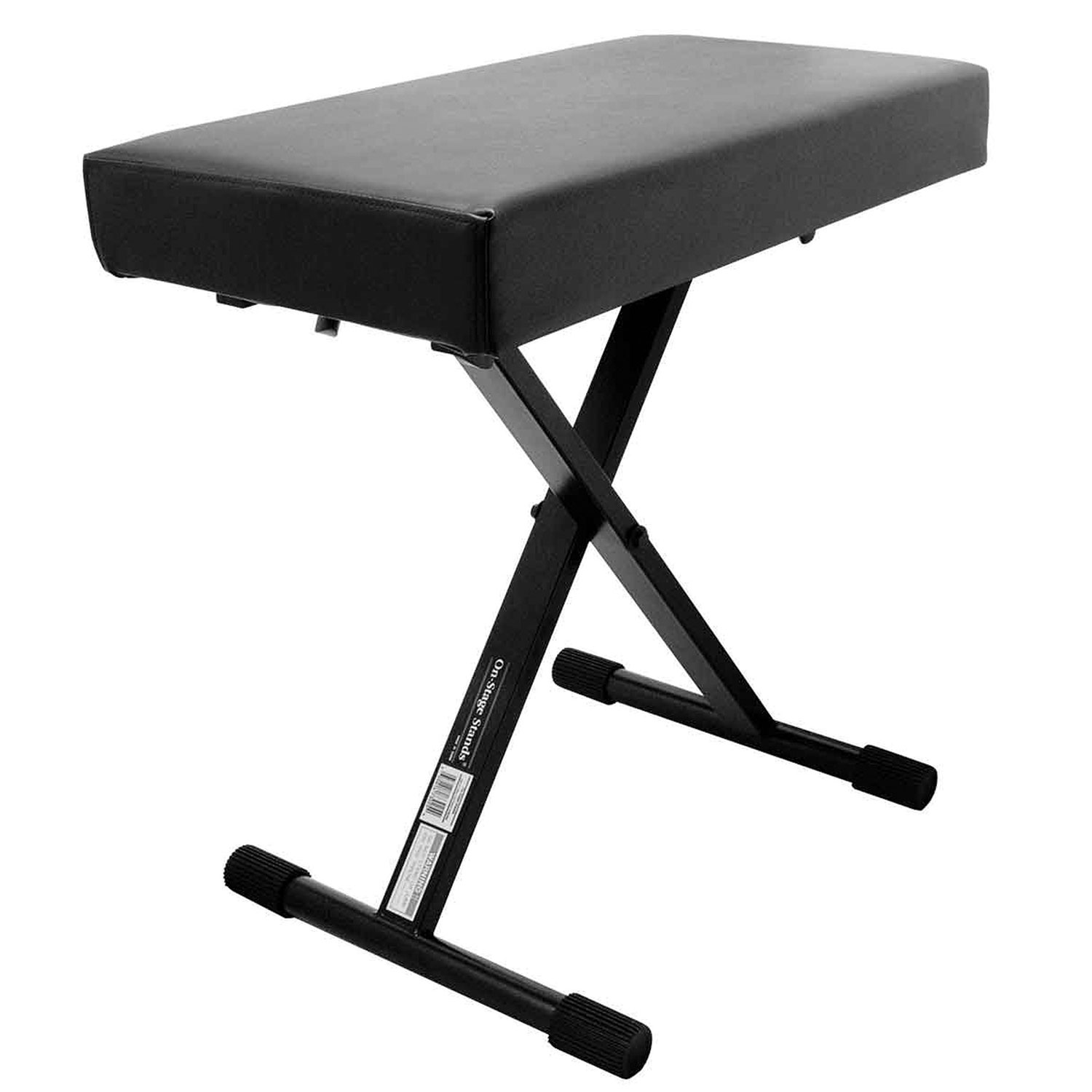 On-Stage 3-Position X-Style Keyboard Bench (KT7800)  Keyboard Benches - Best Buy Canada  sc 1 st  Best Buy Canada & On-Stage 3-Position X-Style Keyboard Bench (KT7800) : Keyboard ... islam-shia.org