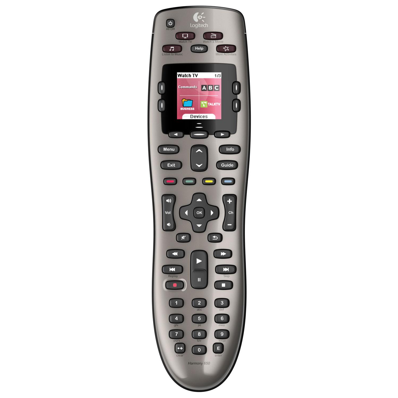vizio tv remote best buy. Logitech Harmony 650 Universal Remote Control - English Vizio Tv Best Buy O