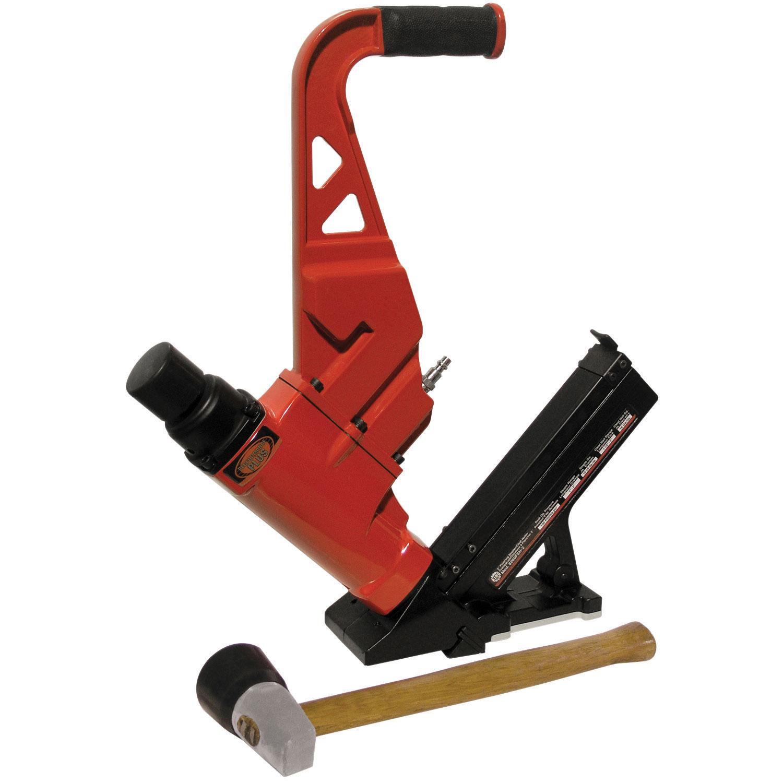 Performance Plus 2 In 1 15 1/2 Gauge Flooring Nailer/Stapler Kit : Power  Tools   Best Buy Canada