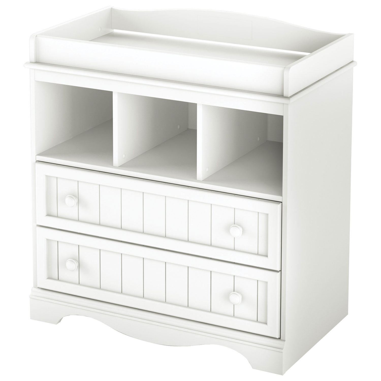 Merveilleux South Shore Savannah Changing Table   Pure White : Change Tables   Best Buy  Canada