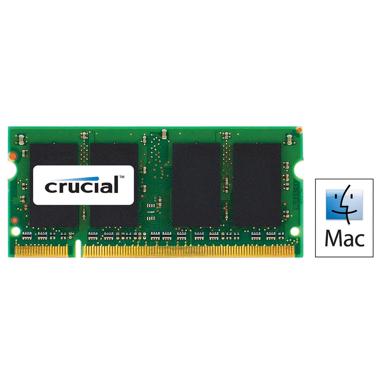 Crucial 8GB DDR3 1600MHz Laptop Memory for Mac Laptop Memory