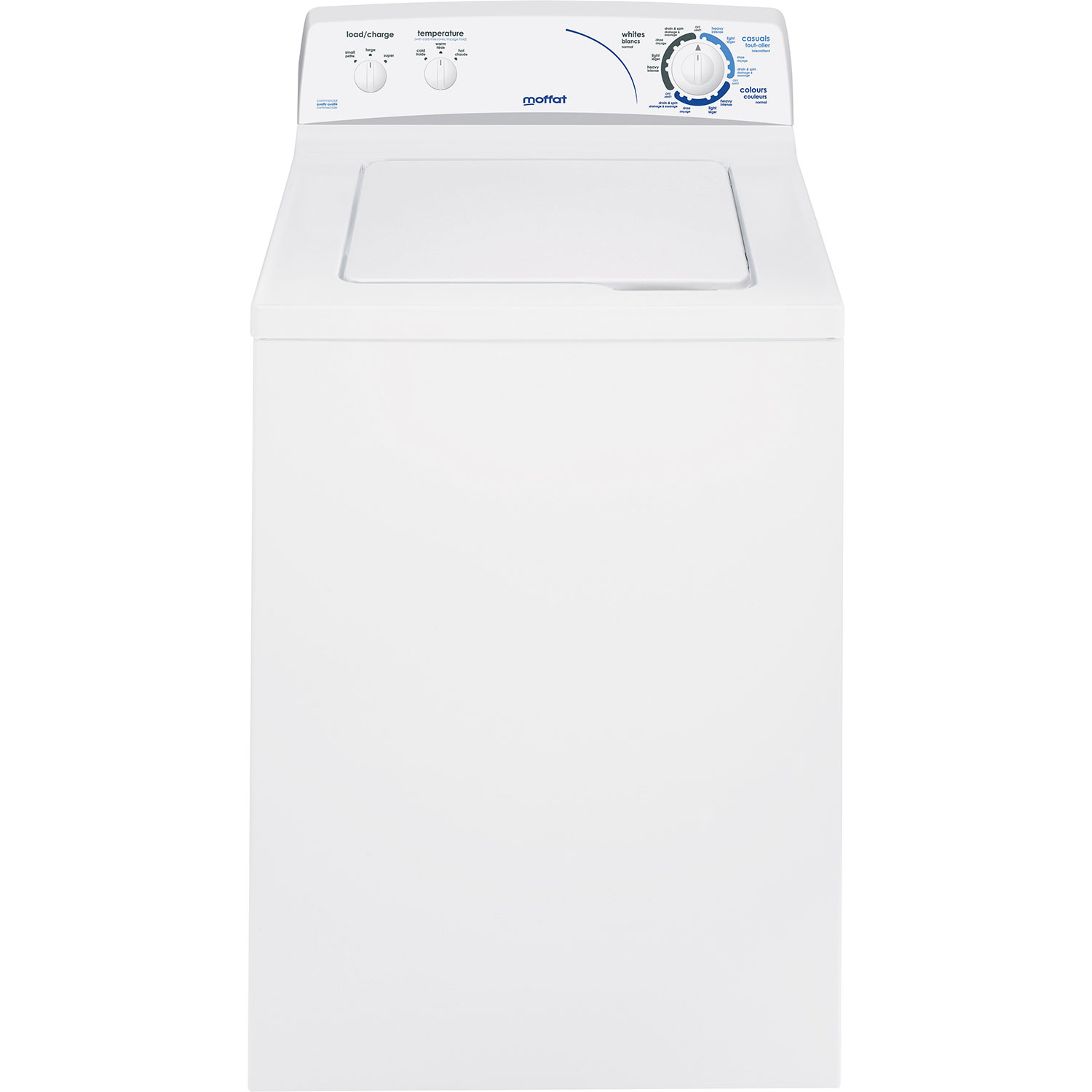 ft top load washer mtap1100fww white washers best buy canada
