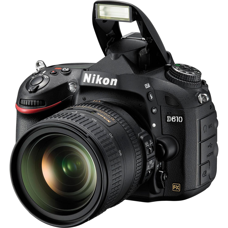 Camera Nikon Smallest Dslr Camera nikon d610 dslr camera with nikkor af s 24 85mm ed vr lens kit kits best buy canada
