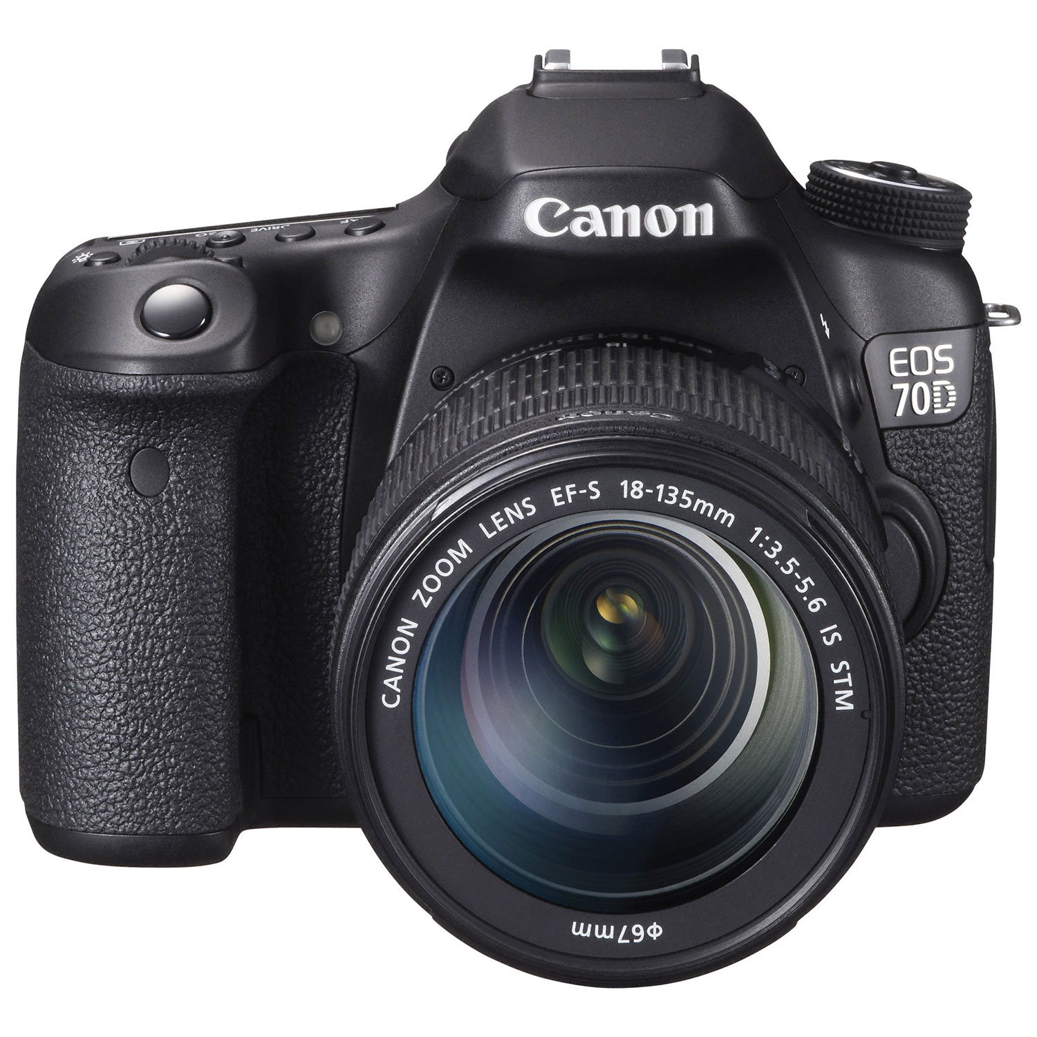 Camera Canon Dslr Camera 70d canon eos 70d dslr camera with 18 135mm is stm lens kit kits best buy canada