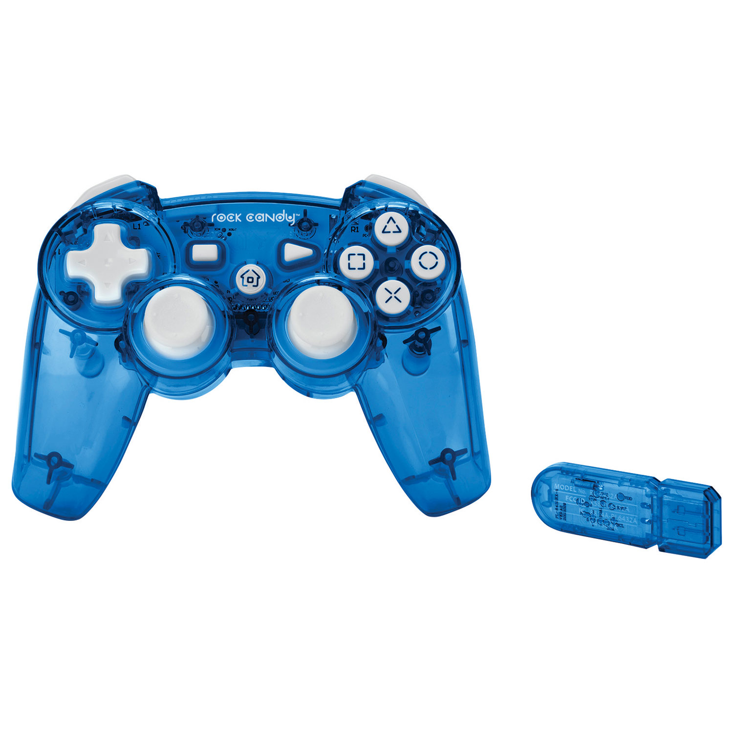 Ps3 Accessories Wired Wireless Controllers Racing Wheel Cables Parts Diagram Playstation Action Offered By Sources From Model Pdp Rock Candy Controller For Blue
