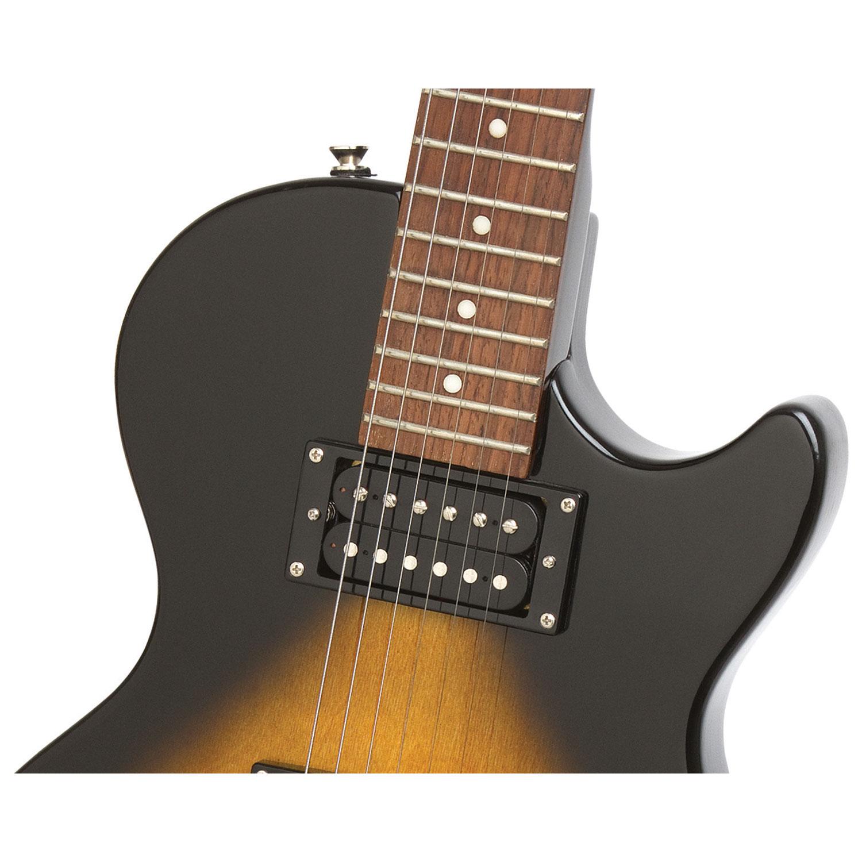epiphone les paul special ii electric guitar enjrvsch1 vintage