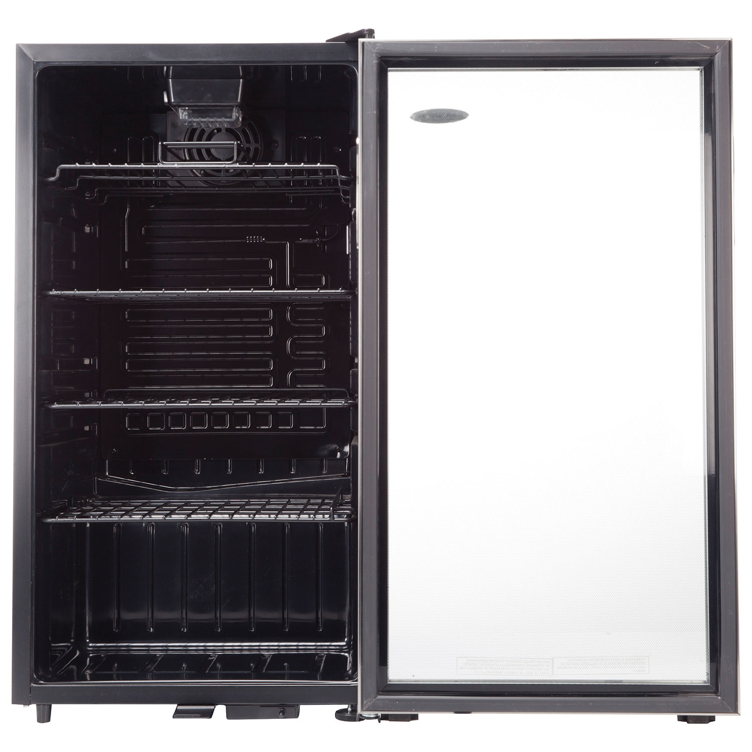 Danby 3 Cu Ft Bar Fridge Dbc120bls Black Mini Fridges Best Canada