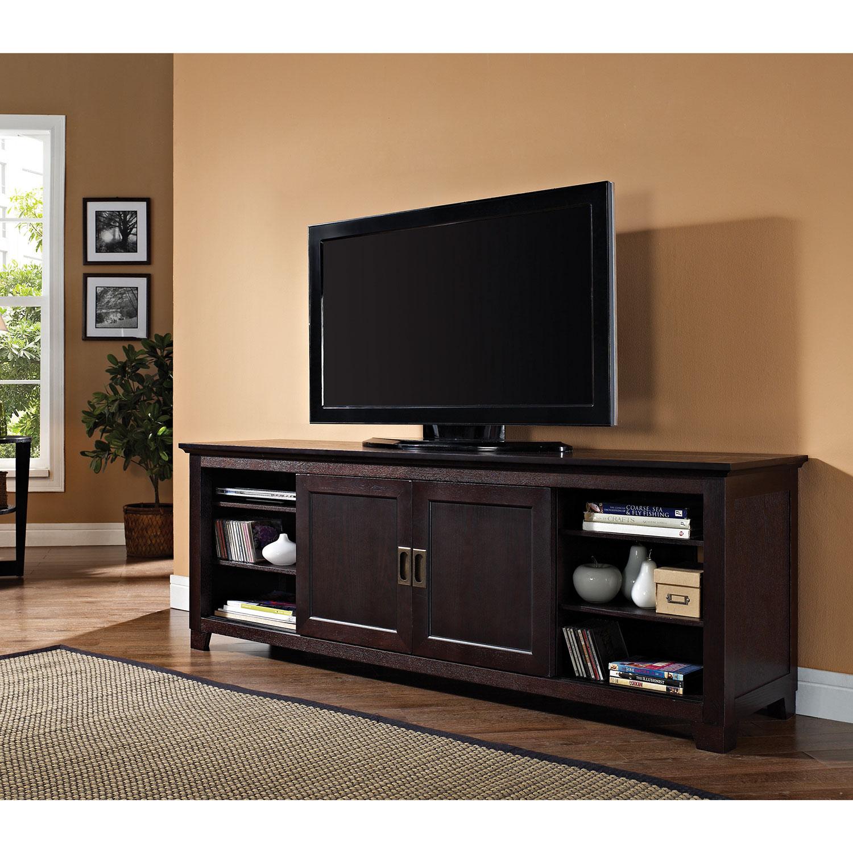 walker edison  tv stand  espresso  tv stands  best buy canada -