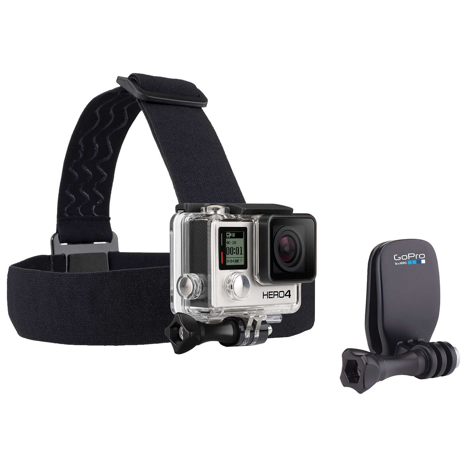 cc701001b4e GoPro Head Strap with QuickClip (ACHOM-001)   Camera Mounts - Best Buy  Canada
