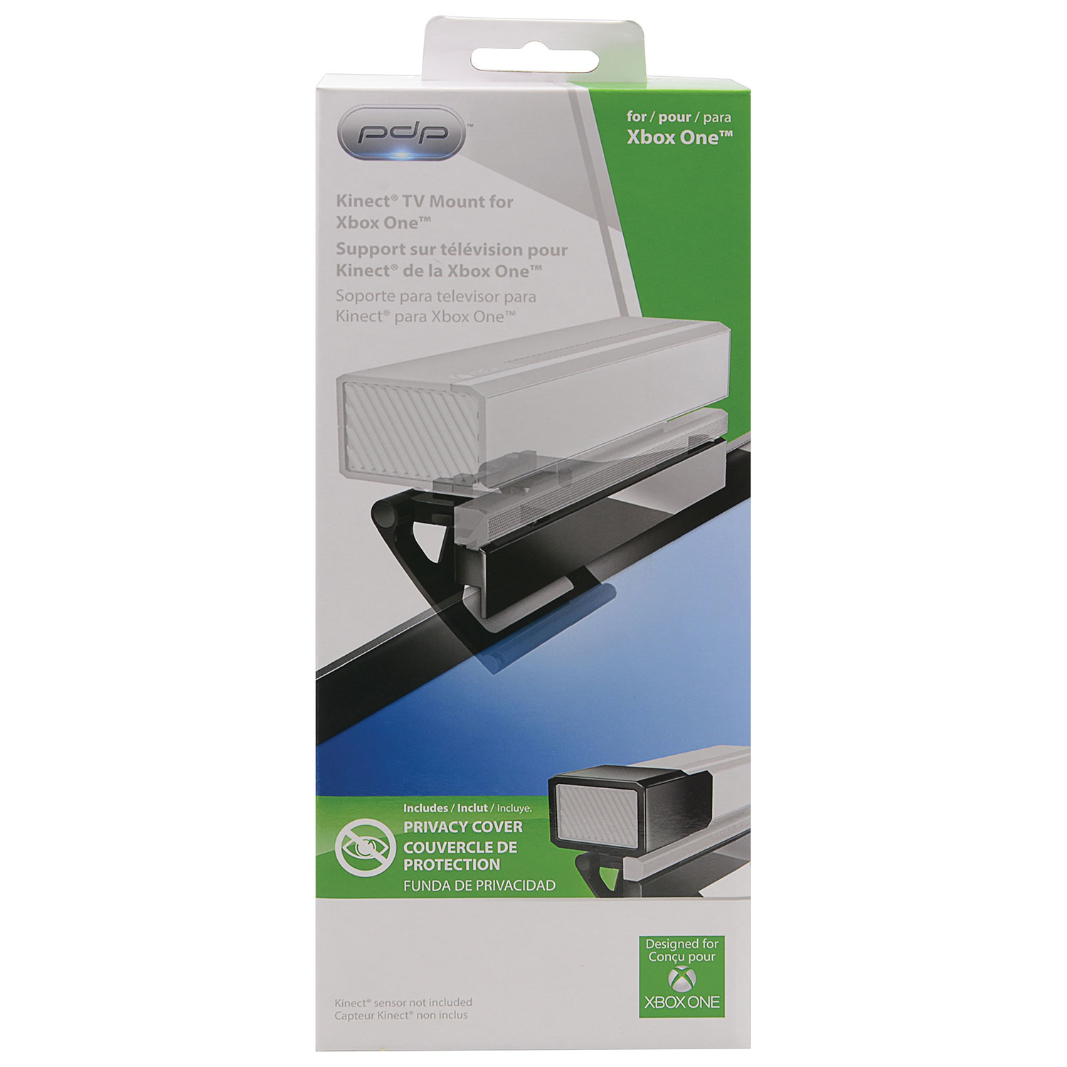 Pdp kinect sensor kit for xbox one xbox one kinect best buy canada sciox Gallery