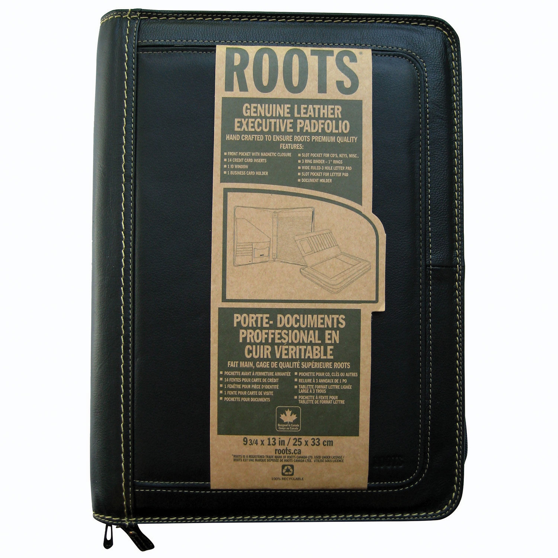 Roots Executive Padfolio RQ1PF 12